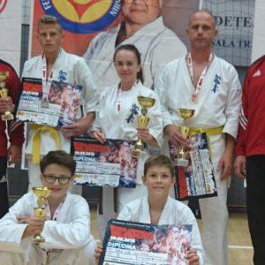 KK Mladost Samobor na turniru u Rumunjskoj