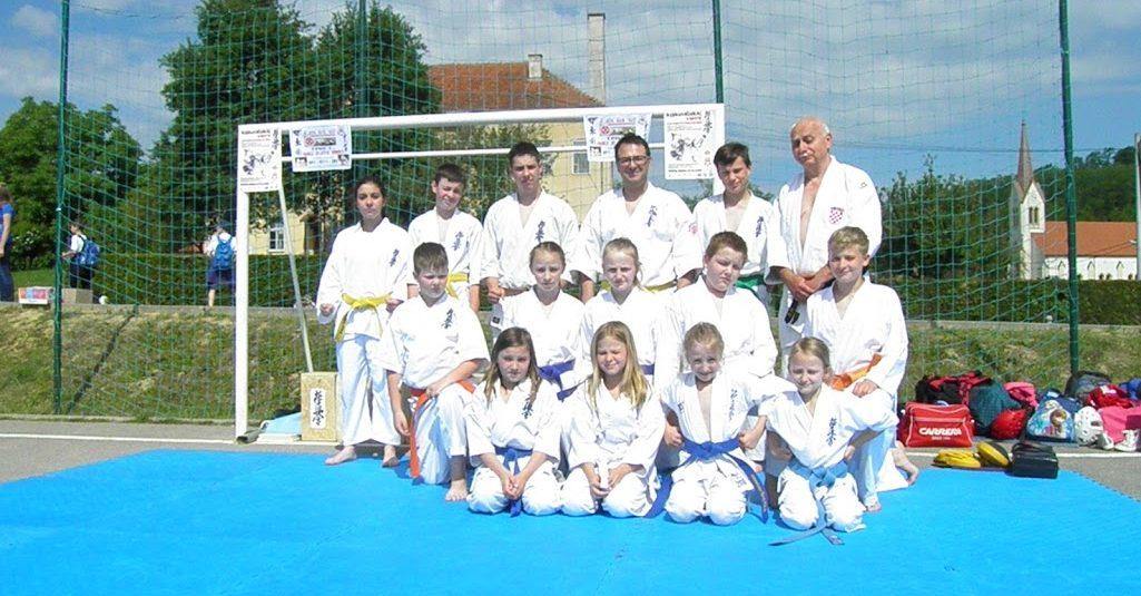 Prezentacija Karate kluba Zaprešić (Budo Ryu)