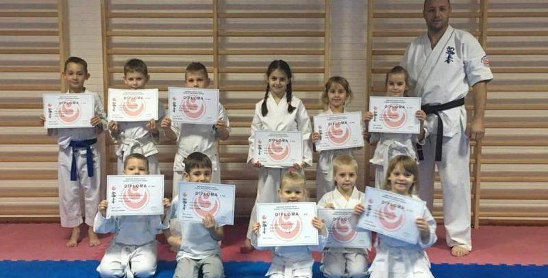 KK Mladost održao polaganje za dječje pojaseve
