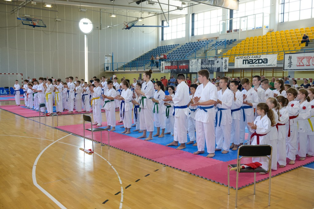 "Kyokushin Karate Turnir ""KUP Dugo Selo"""