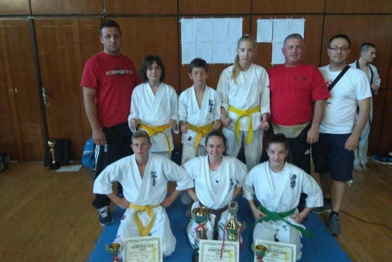 """Kyokushin karate Turnir """"Black Sea Cup 2018"""""""