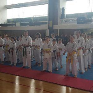 "Održan karate turnir""Kutina KUP 2019″"
