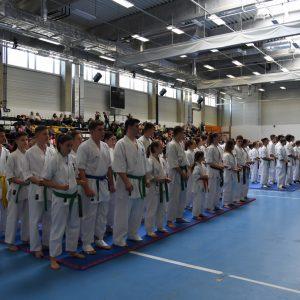 Hrvatski Kyokushin na 23. J&S Speed Cup-u