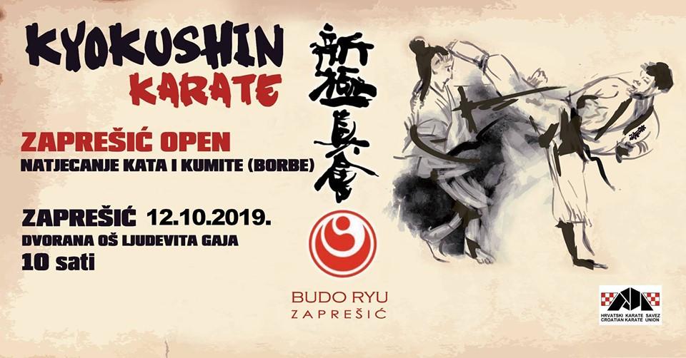 Najava Zaprešić Open 2019