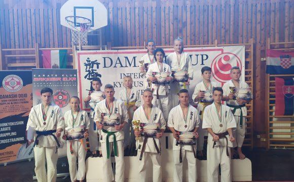 5 Hrvatskih klubova na mađarskom turniru Damashi Kup 2019