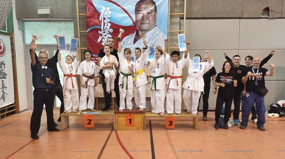 """Održan tradicionalni  turnir """"Elka ShinKyokushin Pehar 2019"""""""