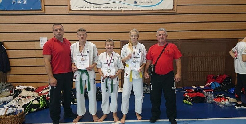 Karate Klub Mladost u Slovačkoj