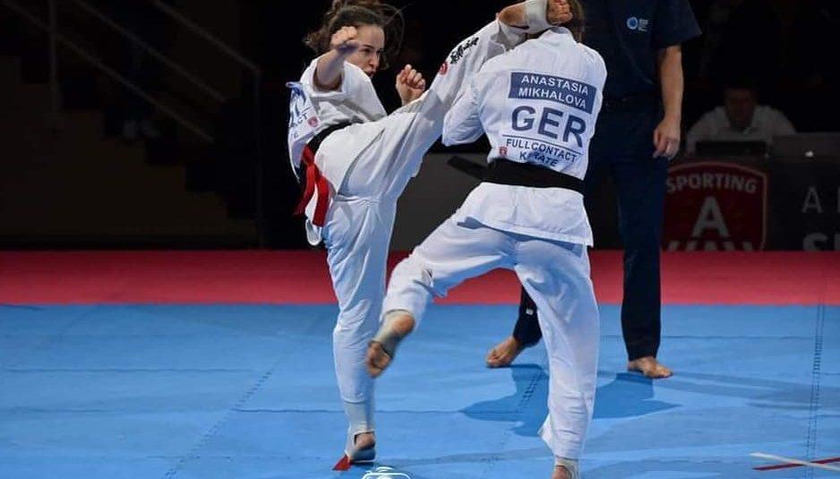 Nika Jakobović na turniru u Belgiji!