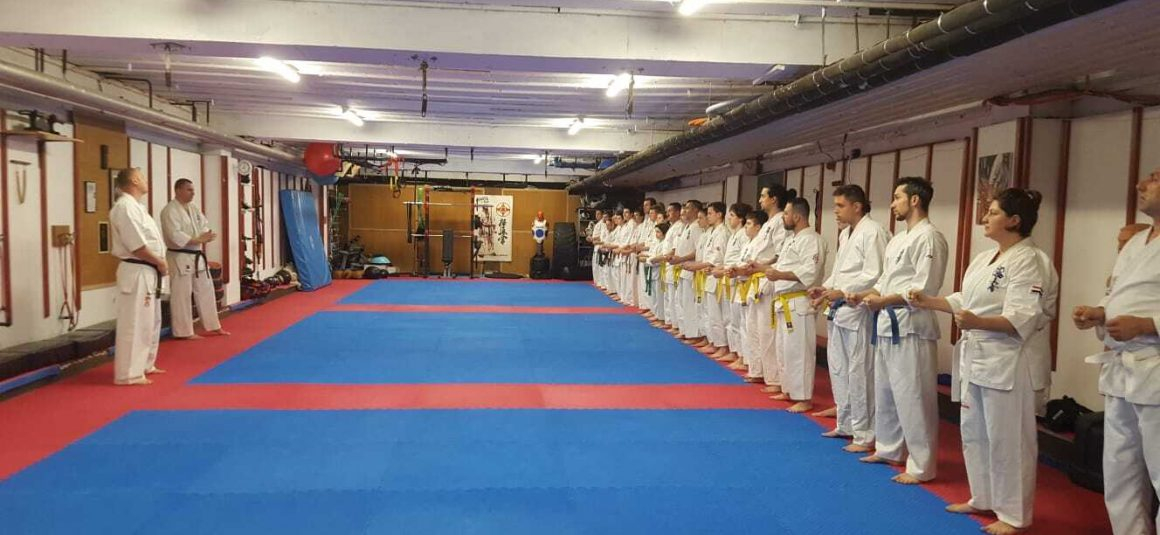 Održan zajednički trening u Zagrebu